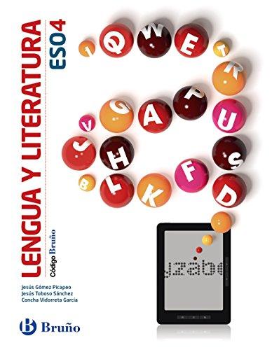 Código Bruño Lengua y Literatura 4 ESO - 9788469613276