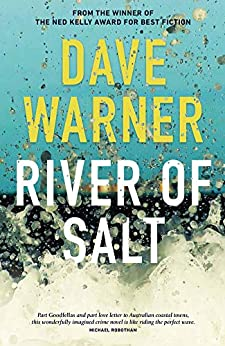 River of Salt by [Dave Warner]