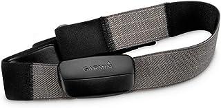 Garmin Premium hartslag-borstband HRM - hoog draagcomfort, elastische en wasbare textielriem.