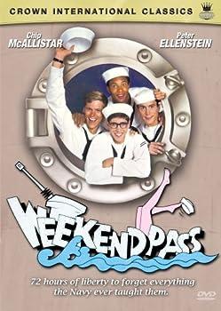 DVD Weekend Pass Book