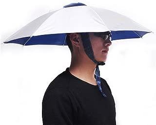 Crazy Cart Golf Fishing Camping Novelty Headwear Cap Umbrella Hat