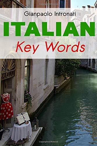 Italian Key Words (Oleander Language & Literature)
