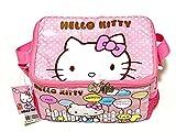 Hello Kitty Sanrio Kitchen Lunch Bag Box Set 7pc set
