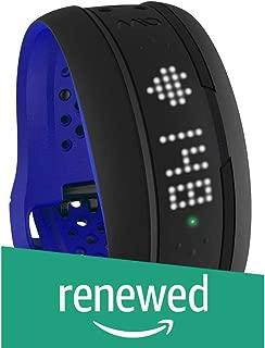 (Renewed) Mio Fuse Heart Rate Training with Activity Tracker, Regular (Cobalt Blue)
