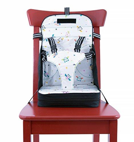 Venture chaise rehausseur avec harnais de sécurité 5 points