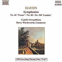 Symphonies 44, 88 & 104