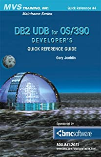 DB2 UDB for OS/390 Developer's Quick Reference Guide