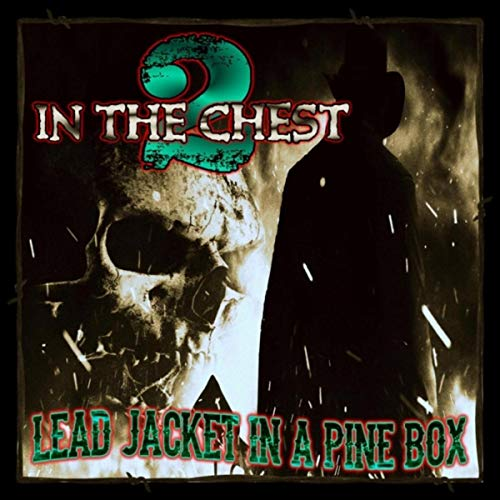 Lead Jacket in a Pine Box