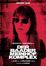 The Baader Meinhof Complex POSTER Movie (27 x 40 Inches - 69cm x 102cm) (2008) (German Style D)