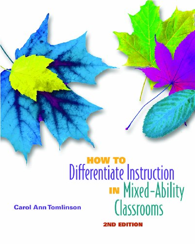 How to Differentiate Instruction in Mixed-Ability...