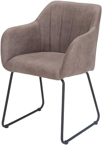 Stuhl Maridi 197, Farbe  Braun - 84 x 55 x 55 cm (H x B x T)