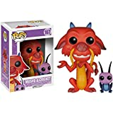 Funko Pop Movies : Mulan - Mushu & Cricket 3.75inch Vinyl Gift for Movie Fans SuperCollection