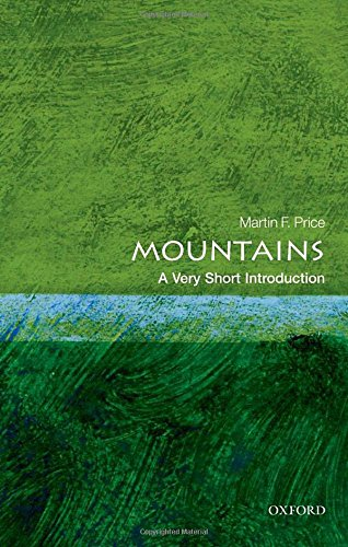 Mountains: A Very Short Introduction (Very Short Introductions)