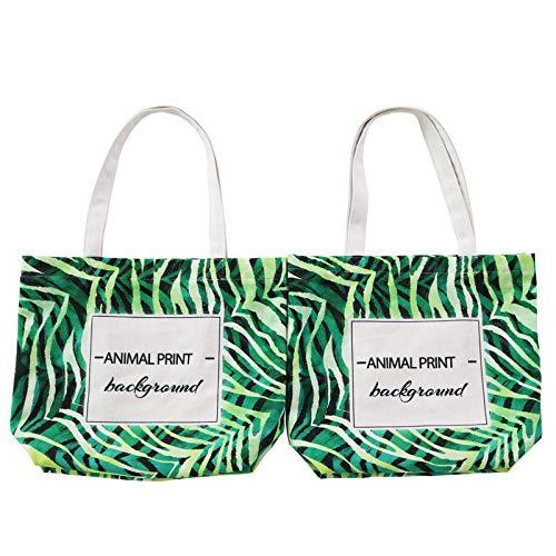 HEHAHA-STUDIO Einkaufstasche/Klein Frisch/Empfangen Tragbare Büchertasche/Student Umweltfreundliche Kartoffeltasche, F, Tuba
