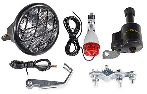 Capstone Car Racks and Bicycle Accessories Generator Light Set, Small