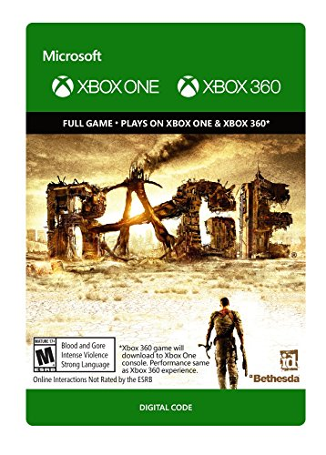 Rage - Xbox One / Xbox 360 [Digital Code]