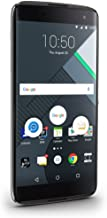 Blackberry STH100-1 DTEK50 16GB Unlocked GSM 4G Android Phone w/ 13MP Camera - Carbon Grey