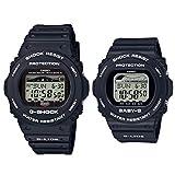 [カシオ] 腕時計 ジーショック×ベビージー ペアセット G-LIDE GWX-5700CS-1JF / BLX-570-1JF