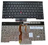 Gotor® T530 T530i W530 T430 T430s T430i X230 X230i 対応交換用 US英語 キーボード