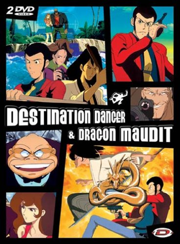 Rupan : destination danger et dragon maudit (Mediabook 2 DVD)
