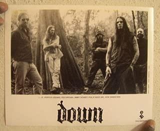 Down Press Kit Photo Pantera Crowbar Corrosion of Conformity