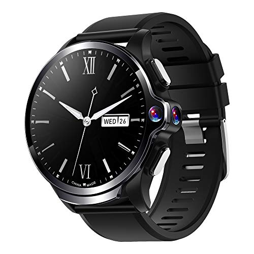 AllCall GT Smartwatch,1,6 pulgadas IP67 impermeable con pantalla táctil reloj deportivo GPS conectado Bluetooth monitor de frecuencia cardíaca monitor de sueño podómetro para mujeres hombres negro