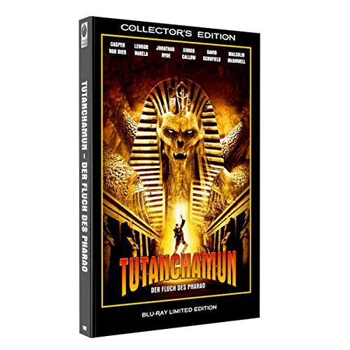 The Curse of King Tut's Tomb -Tutanchamun - Der Fluch des Pharao - Hardbox - Limited Edition auf 50 Stück [Blu-ray]
