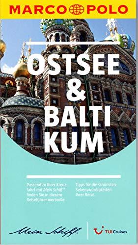 TUI Cruises Mein Schiff Reiseführer Marco Polo Ostsee & Baltikum