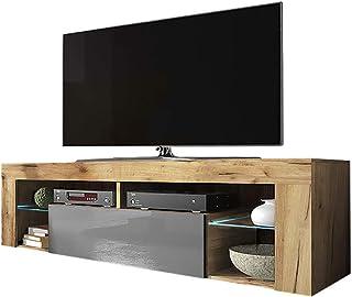 Suchergebnis Auf Amazon De Fur Tv Lowboard Holz