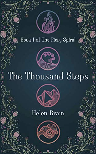 The Thousand Steps (The Fiery Spiral) (English Edition)