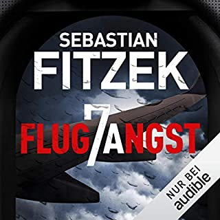 Flugangst 7A audiobook cover art