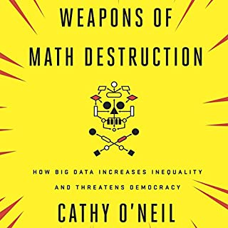 Weapons of Math Destruction cover art
