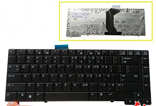 KEYSHEN Laptop Notebook Replacement Keyboard for HP Compaq 6730B 6735B 6531B 6730p 6530B 6535B US Layout