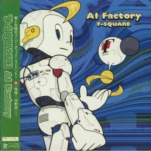 [画像:AI Factory(完全限定生産盤) (Analog) [Analog]]