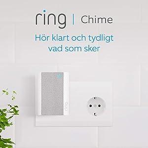Nya Ring Chime, vit