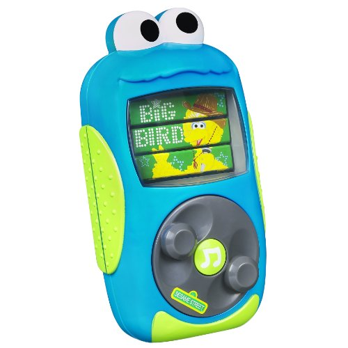 "Sesame Street - Cookie Monster Mp3 ""Player"