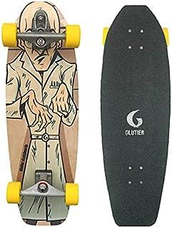 Glutier Surfskate Villain Doctor 31,5 T12 Surf Ska...