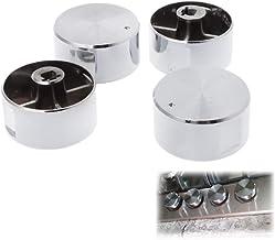 Four electrique,noir RETYLY cuisine plastique bouton rotatif de Cuisiniere a gaz