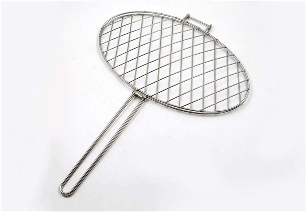 Max 90% OFF MZXUN Barbecue Grilling Basket Stainless shop Fish Grilled Clip Steel