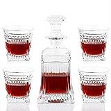 NOBRAND Wine Set Whisky Glass Spirits Wine Glass Set Wine Glass Wine Glass Glass Beer Glass, Beer Glass Wake-up Generator Creative