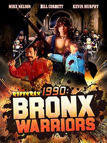 RiffTrax: 1990: Bronx Warriors