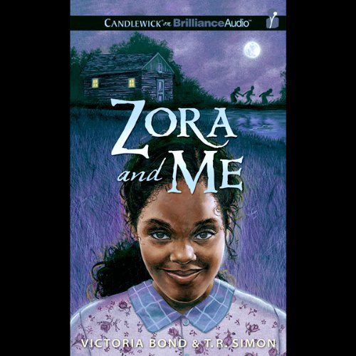Zora and Me audiobook cover art