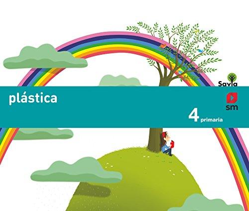 Plástica. 4 Primaria. Savia - 9788467575613