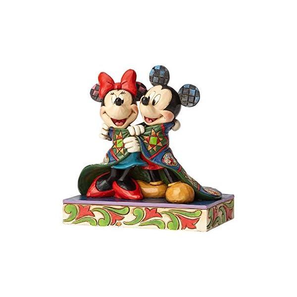 Enesco Disney Traditions Figurita Despreocupados Y Libres, Simba, Timon Y Pumbaa, Resina, Multicolor, 38.1 x 10.2 x 19… 6