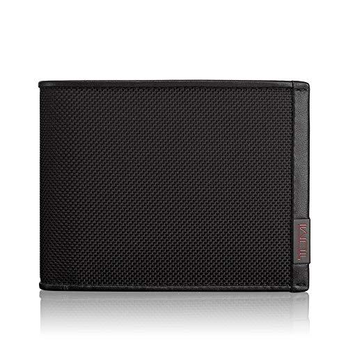 Tumi Alpha Kreditkartenhülle, 12 cm, Black