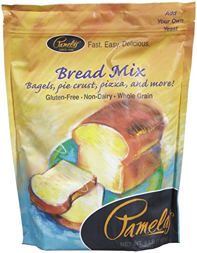 PAMELAS PRODUCTS Bread And Flour Mix, 64 OZ