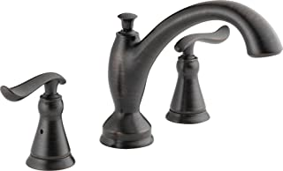 Delta T2794-RB Linden Roman Tub Trim, Venetian Bronze {Rough-In Valve Sold Separately}