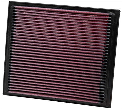 K&N 33-2069 Motorluftfilter: Hochleistung, Prämie, Abwaschbar, Ersatzfilter, Erhöhte Leistung, 1991-2002 (Cabrio, Golf GTI, Jetta, Vento, Ibiza Cupra)