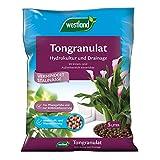Westland Ton-Granulat für alle Topfpflanzen, Grün-...