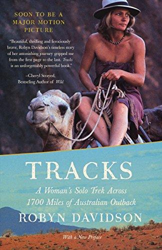 Tracks: A Woman's Solo Trek Across 1700 Miles of Australian Outback